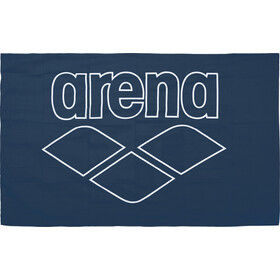 arena Pool Smart Handduk navy-white